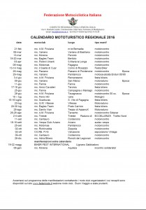 Calendario Mototurismo 2016 1.4